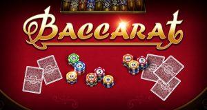 Bermain Live Baccarat
