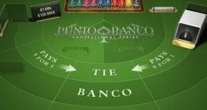 Tip Sukses Bermain Punto Banco Baccarat